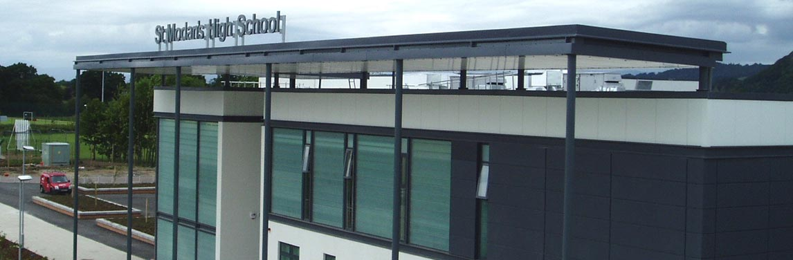 steel roofing and building cladding